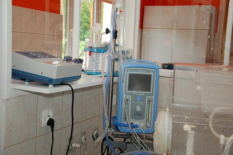 Zdjęcie nr2 zoddziału neonatologii