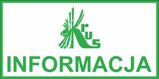 Logo informacji Krusu