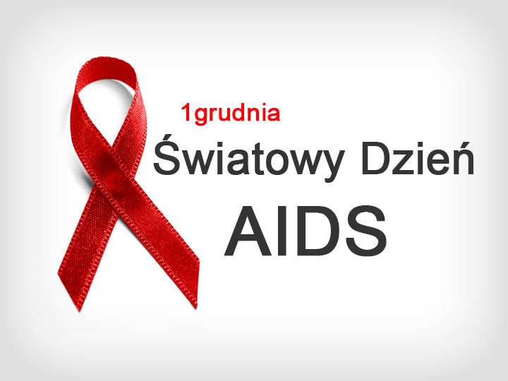 1 Grudzień – Światowy Dzień AIDS