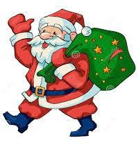 Święty Mikołaj wSzpitalu wNowej Dębie